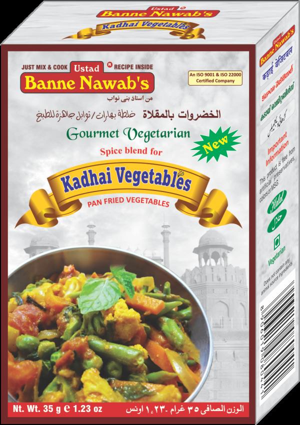 Kadhai Vegetables