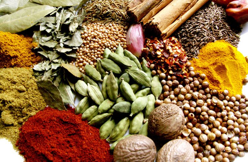 Spice Blends Masalas
