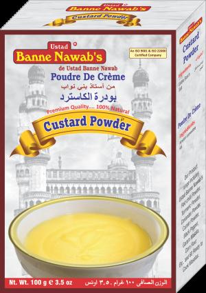 Cusard Powder