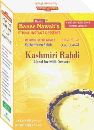 Kashmiri Rabdi