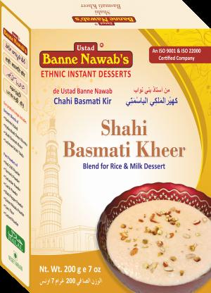 Shahi Basmati Kheer