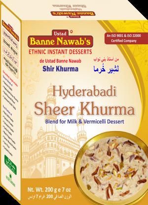 Hyderabadi Sheer Khurma